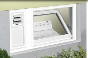 Hopper-Window