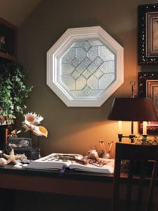 Hy-Lite D Decorative Glass Octagon
