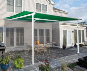 Tension-Shade-Structure-TSS-Awning-CT-NY-Custom | The ...