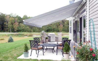 Will An Awning Keep My House Cool In The Summer?