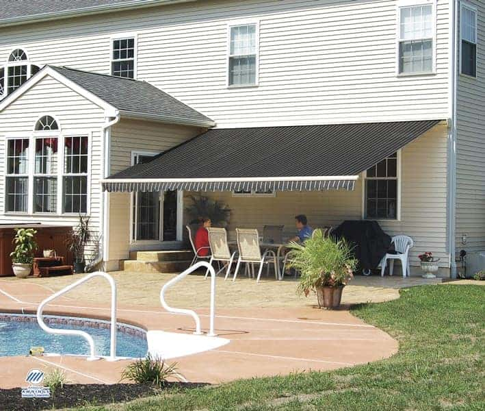 Retractable Estate Awnings Stamford CT | Retractable ...