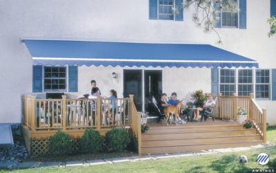Benefits of Installing a Retractable Awning