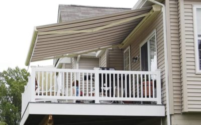 Preparing Your Awnings For Winter