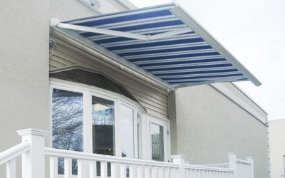 Is the pitch of an awning important?
