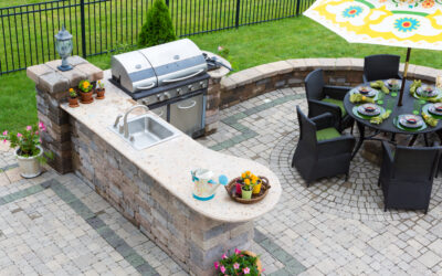 Placement Of An Outdoor Kitchen